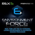 REX 5 Sky Force 3D