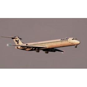 بازنقش MD-82 هواپیمایی ایران ایر
