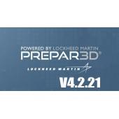 Prepar3D Professional v.4.2.2
