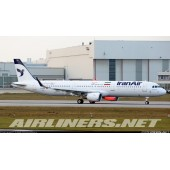 Iran Air Airbus A321-211