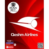 Iran Skai: Qeshm Air 2018