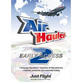 برنامه جذاب Air Hauler 2
