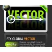افزودنی شبیه ساز Vector