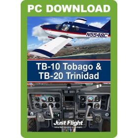 TB-10 Tobago & TB-20 Trinidad