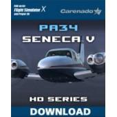 هواپیمای آموزشی PA34 Seneca