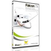 هواپیمای Dassault Falcon 7X