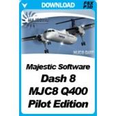 آخرین ورژن Majestic Dash 8 Q400