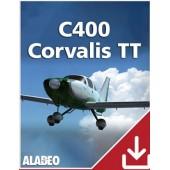 افزونه هواپیمای C400 Corvalis TT