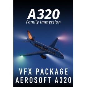 Aerosoft A320 Family Immersion