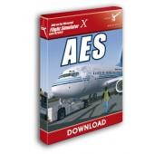 خدمات فرودگاهی AES