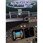 PMDG 747-400 HD Cockpit