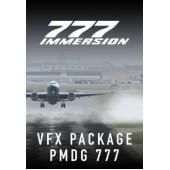 PMDG 777 Immersion