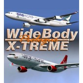 AIRBUS WIDEBODY X-TREME