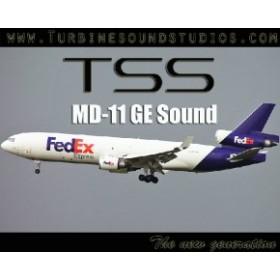 صدای MD-11
