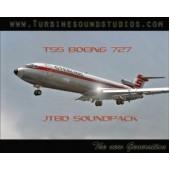 صدای بویینگ 727