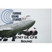 صدای بویینگ 747
