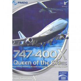 آخرین نسخه PMDG 747