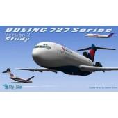 Xplane FlyJSim B727