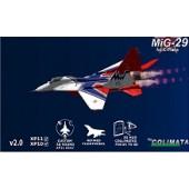 Xplane MiG-29 Fulcrum