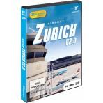 Xplane Airport Zurich