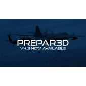 شبیه ساز پرواز PREPAR3D V4.3